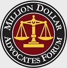 Badge Million Dollar Advocates Forum