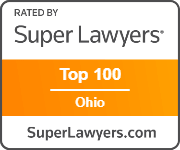 Rated By Super Lawyers Top 100 Ohio