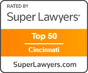 Rated By Super Lawyers Top 50 Cincinnati